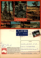 AUSTRALIA POSTCARD - Australia