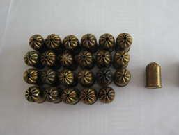 Lot De 42 Cartouches à Blanc S&B   9(380)  , 9x17 , RWS .38 S&W . - Armes Neutralisées