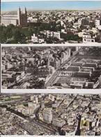 Casablanca 5 Carte Postales Panoramique 21/9 Cm. - Casablanca