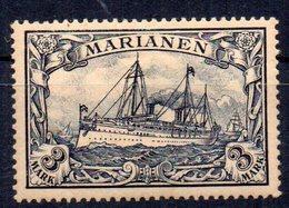 Sello Nº 18 Marianen  Alemania - Colonia:  Isole Marianne