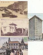 T.BON LOT DE 1000 CARTES ETRANGERES.132 CPA ET CPSM P.F.+868 CPSM ET CPM G.F. T.B.ETAT .CERTAINES RARES.A SAISIR - Postcards
