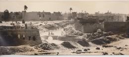Rissani, Errachidia, Carte Postale Panoramique 21/9 Cm. - Maroc