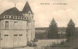 13553367 Chenu_Sarthe La Fosse Beauregard Chenu Sarthe - France