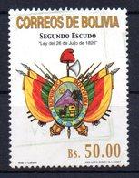 Sello Nº 1086  Bolivia.- - Bolivia