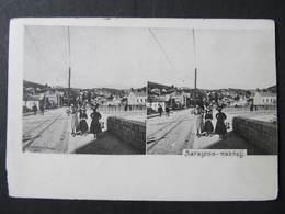AK SARAJEVO  Stereoskopie Ca.1910 /// D*38820 - Bosnien-Herzegowina