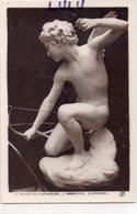 ARTS 155 : Cupidon Par L Marqueste ; Musée Du Luxembourg : édit. A M Paris N° 3 - Sculptures