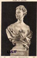 ARTS 154 : Mademoiselle Fiocre Par Carpeaux , Musée Du Louvre : édit. L L N° 916 - Sculptures