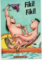 ADAMO ED EVA-FIKI FIKI - Humor