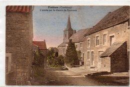 Fraiture  (Comblain )  L'entrée Par Le Chemin De Rouvreux - Sprimont