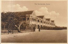The Secretariate Accra   ///   REF  JUIN .19  / N° 8937 - Autres
