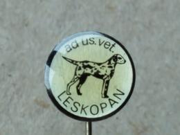 LIST 115 - CHIEN, DOG, LESKOPAN, YUGOSLAVIA - Animals