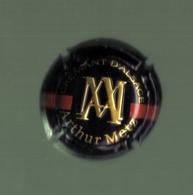 CAPSULE DE VIN MOUSSEUX CREMANT D'ALSACE(Arthur Metz ) - Sparkling Wine