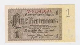 Billet De 1 Rentenmark Pick 173  Du 30-1-1937  Neuf - [ 3] 1918-1933 : República De Weimar