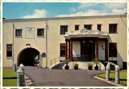 """South Africa Cape Town The Castle Showing The """"De Kat"""" Balcony - South Africa"""