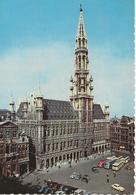 Bruxelles La Grand Place Et L'hôtel De Ville - Monuments, édifices
