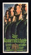 15914-GERMAN EMPIRE-MILITARY PROPAGANDA German BROCHURE  WHW Vignette.1936-1937.WWII.DEUTSCHES REICH - 1939-45