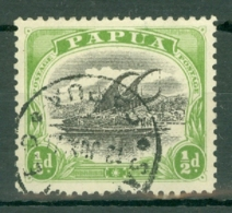 British New Guinea: 1910/11   Lakatoi    SG75     ½d   Used - Papua New Guinea