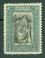 Papua New Guinea: 1932/40   Pictorial    SG141    2/-    MH - Papua New Guinea