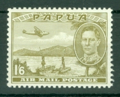 Papua New Guinea: 1941   Air - Pictorial    SG168    1/6d     MH - Papua New Guinea