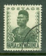 Papua New Guinea: 1952/58   Pictorial    SG5    3d     Used - Papua New Guinea