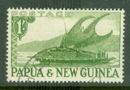 Papua New Guinea: 1952/58   Pictorial    SG10    1/-    Used - Papua New Guinea