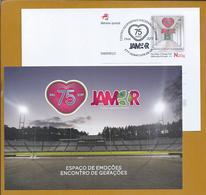 Football Stadium In Jamor, Lisbon. Team Portugal Stadium. Soccer. Fußball. Fußballstadion. Fußballstadion. Fodboldstadio - Beroemde Teams