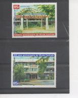 POLYNESIE Française - Education - 100 Ans De L'Ecole Centrale - French Polynesia