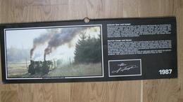 Kalender Eisenbahn - Kalender