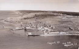 RPPC REAL PHOTO POSTCARD  FREEPORT NS 2 - Nova Scotia