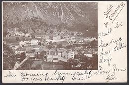 CPA  Suisse, Saluti Da OLIVONE. - TI Ticino