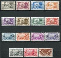 13336 OCEANIE  N° 84/92, 94, 96, 99, 101, 106/7 *  1939  B/TB - Unused Stamps