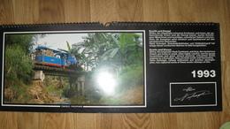 Kalender  - Eisenbahn - Kalender