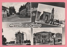 Saluti Da Castello Di Godego - Treviso