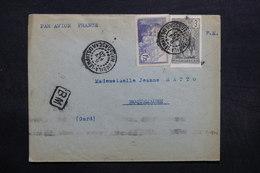 MADAGASCAR - Enveloppe De Vatomandry Pour La France En 1940, Affranchissement Plaisant - L 32707 - Lettres & Documents