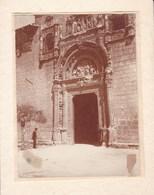TOLEDE 1909 Ex-hôpital Espagne Photo Amateur Format Environ 7,5 X 5,5 Cm - Lugares