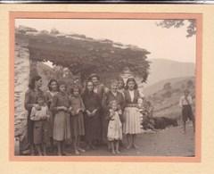 PAMPANEIRA Cortijo De Las Suertas 1953 Photo Amateur Format Environ 7,5 X 5,5 Cm - Lugares