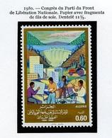 Algérie - Algerien - Algeria 1980 Y&T N°713 - Michel N°752 *** - 60c Congrès Du Front De Libération Nationale - Algeria (1962-...)
