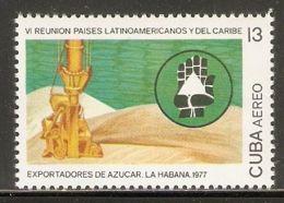 1977 Mi# 2189 ** MNH - 6th Congress Of Latin American And Caribbean Exporters Of Sugar - Cuba
