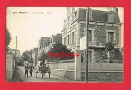 35 Ille Et Vilaine  PARAME Avenue Carnot - Parame