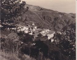 ALPUJARRA BUSQUISTAR  1962  Photo Amateur Format Environ 7,5 X 5,5 Cm - Lugares
