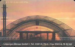 GERMANY O191/96 Messe Leipzig - Deutschland