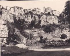 GUENCA CUENCA 1964 Photo Amateur Format Environ 7,5 X 5,5 Cm - Lugares
