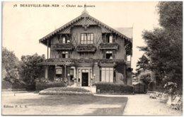14 DEAUVILLE-sur-MER - Chalet Des Roisers - Deauville
