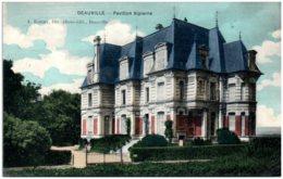 14 DEAUVILLE - Pavillon Sipierre - Deauville