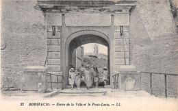 2A-CORSE BONIFACIO-N°1098-C/0039 - France