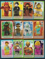 Lego Cards  Assortment Of Lego Cards  123 All Different ( 234 ) - Lego