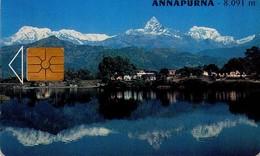 REPUBLICA CHECA. Himalaya - Annapurna. C120A, 55/11.95. (066) - República Checa