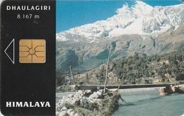 REPUBLICA CHECA. Himalaya - Dhaulagiri. C129A, 01/01.96. (108) - República Checa