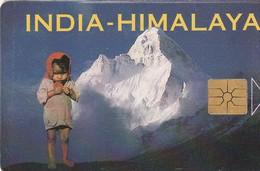 REPUBLICA CHECA. INDIA-HIMALAYA. C158B, 45/08.96. (109) - República Checa