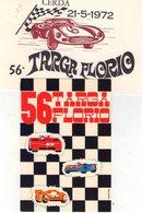 ITALIA  56^ Targa Florio   Lotto Di 2  Cartoline Con Annulli - Palermo